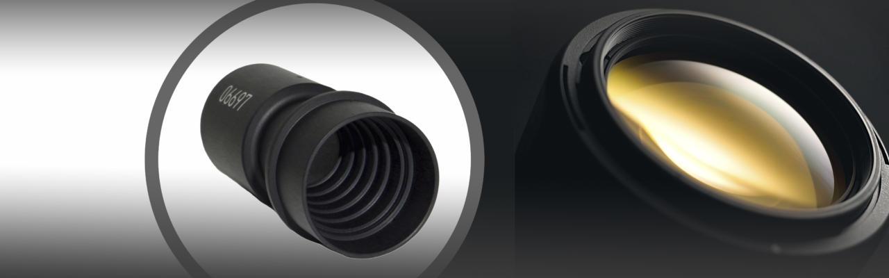 Linsenfassung für die optische Industrie