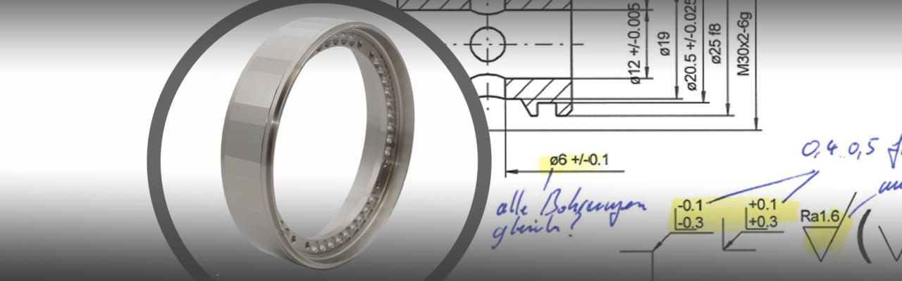Klärung von technischen Details für die Produktion